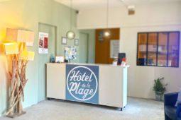 Réception hôtel
